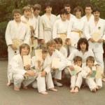 Gürtelprüfung 1983