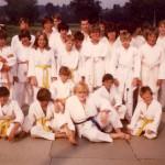 Judogruppe 1983, 1984 oder 1985
