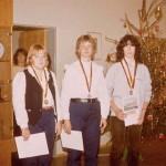 Weihnachtsfeier 1985